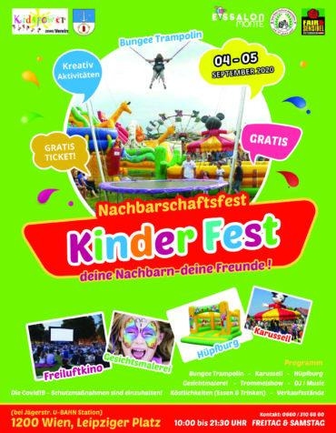 Kinderfest 04.09.2020 – 05.09.2020