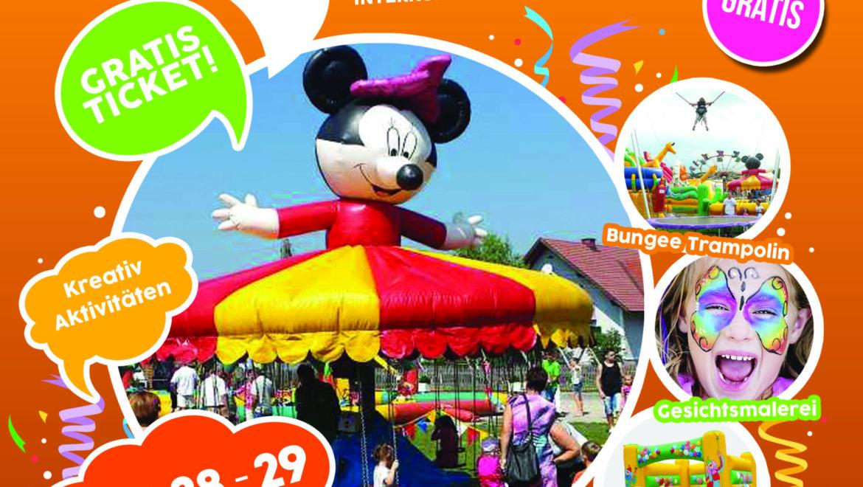 Kinderfest 28.08.2020 – 29.08.2020